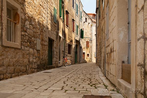 Narrow Street, Stari Grad, Hvar
