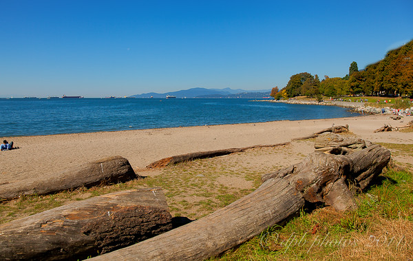 First Beach, English Bay