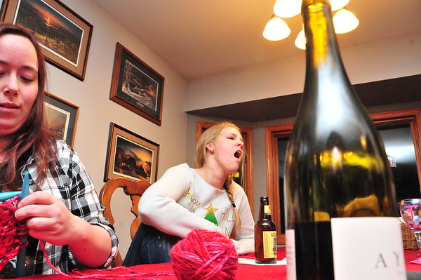 Christmas Celebration At Jess and Tonys