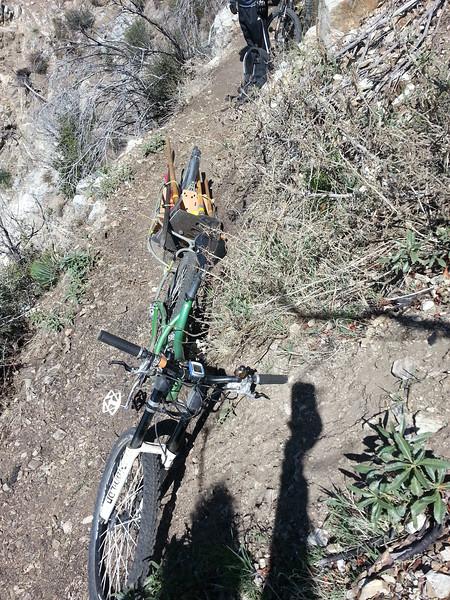 20140316051-Strawberry Peak Trailwork