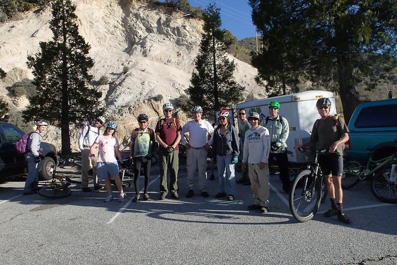 20140316003-Strawberry Peak Trailwork