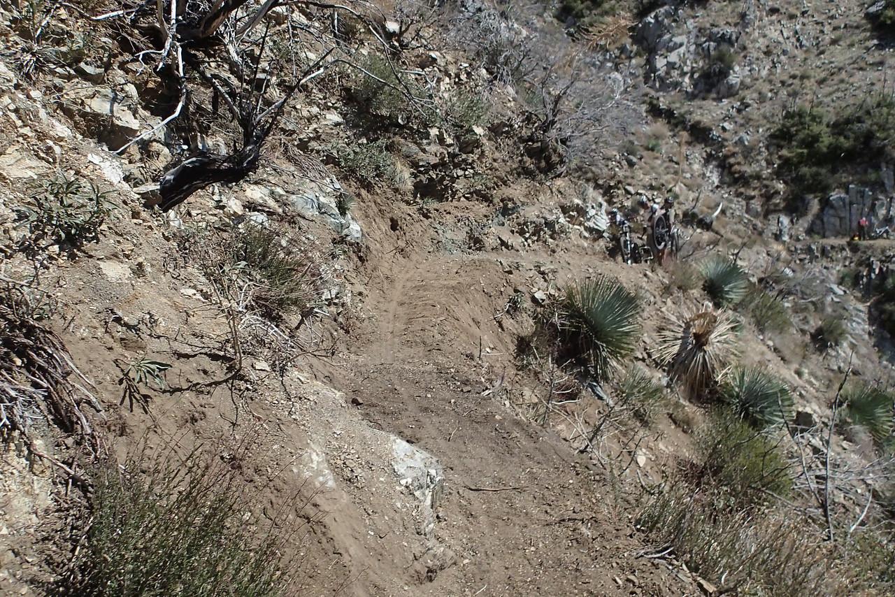 20140316038-Strawberry Peak Trailwork
