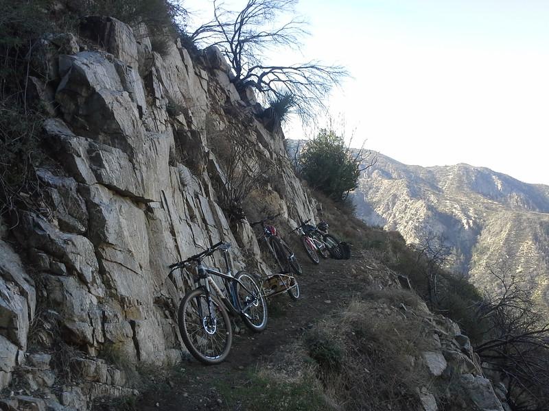 20140316003-Strawberry Peak Trailwork [Robin]