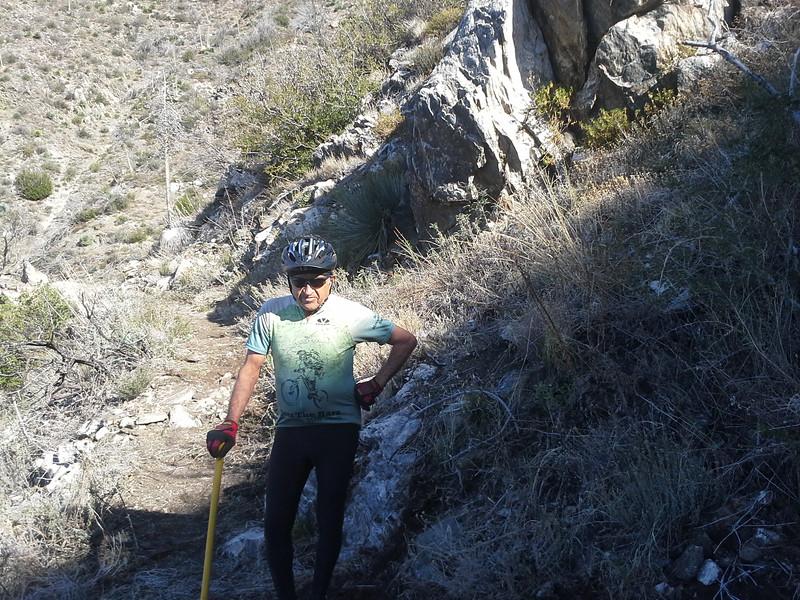 20140316004-Strawberry Peak Trailwork [Robin]