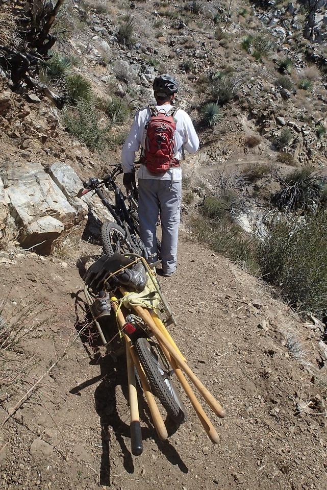 20140316046-Strawberry Peak Trailwork