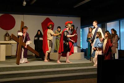 2nd Jesus carries His Cross