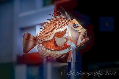 Fish Sculture