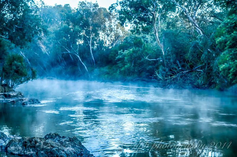 Morning Mist on the Yarra