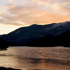 Sunrise on the Kootenai River