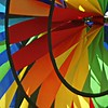 Colorful Wind Vane