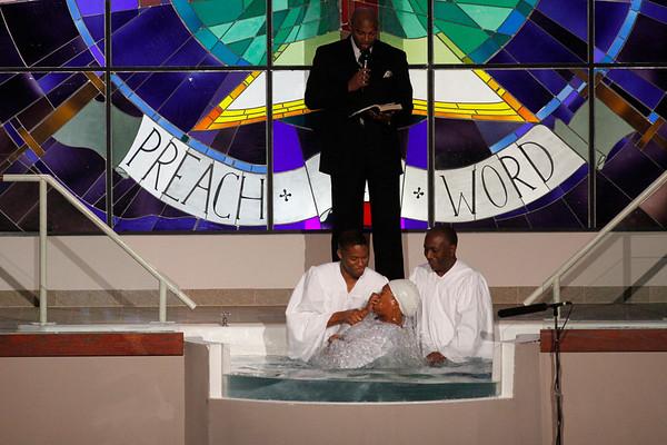Sunday Worship 10/5/14