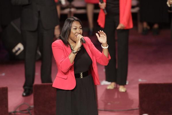 Sunday Worship 11/23/14