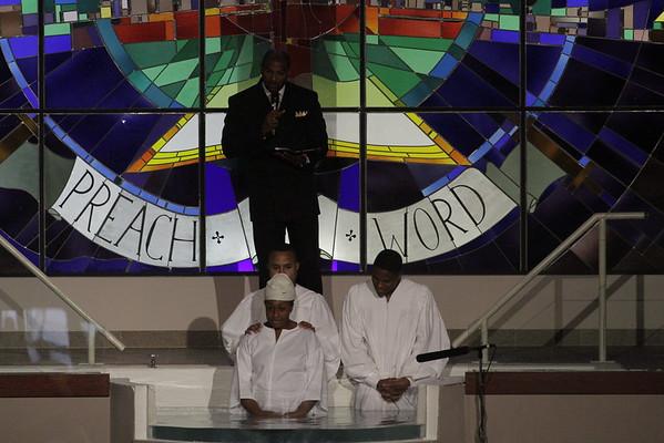 Sunday Worship 12/7/14