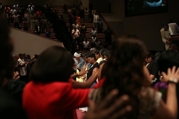 Sunday Worship 8/10/14
