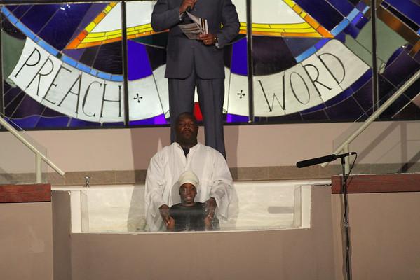 Sunday Worship 8/31/14
