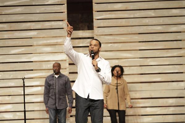Wednesday Worship 11/19/14