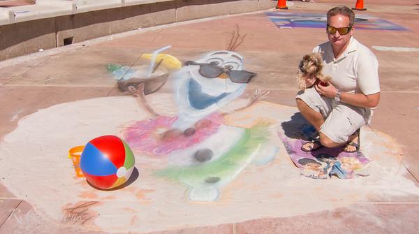 Chalk Festival 2014