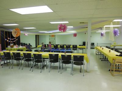 Eden's 5th bday party
