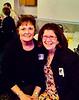Kathy Dwyer and Mary Hagan Sanders