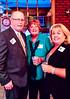 Larry McCarthy, Carol and Kathy Schramm Hulme