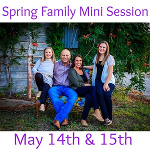 {Spring Family Mini}