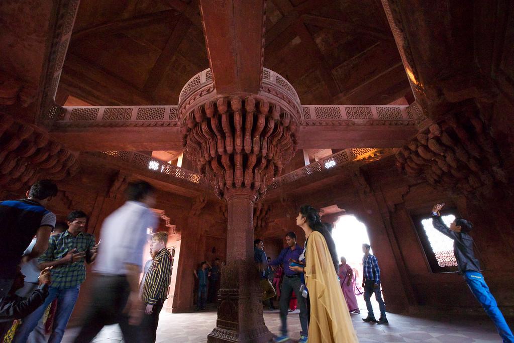 Akbar's hangout