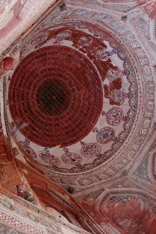 Sistine Chapel - Sikri style