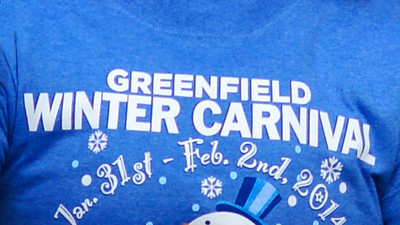2014 Greenfield Winter Carnival 4-Mile Run