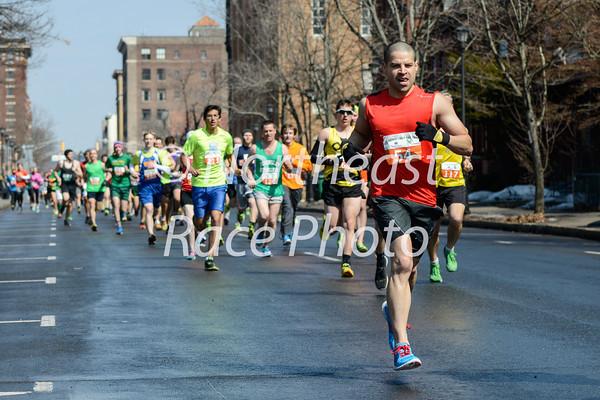2014 Holyoke St. Patrick's Day 10K Road Race