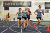 women's mile run, heat 1