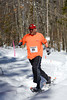 2014 Curly's Record Run snowshoe race