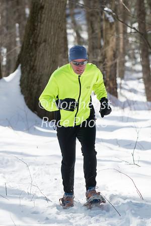 NMC Snowshoe Race (Baldwinville, MA, 2/8/14)