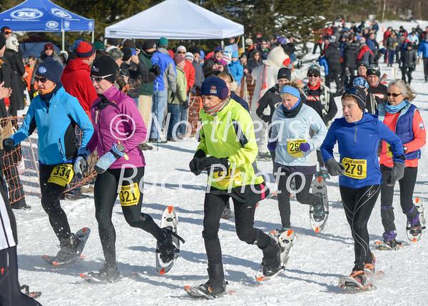 2014 Dion Snowshoes U.S. National Snowshoe Championships Women's Race