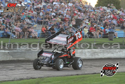 Cornwall Motor Speedway- August 24th