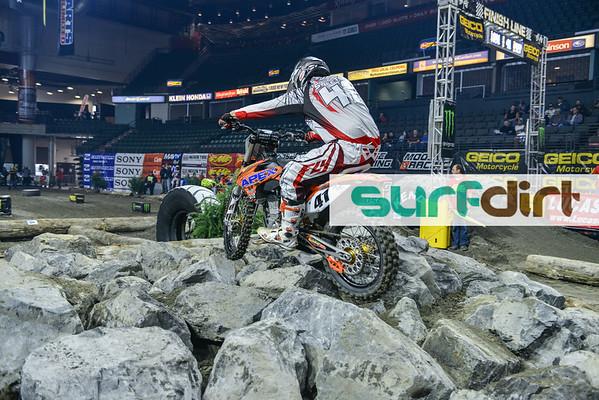 Everett Endurocross 2014 Pro