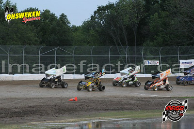 Ohsweken Speedway- July 28th