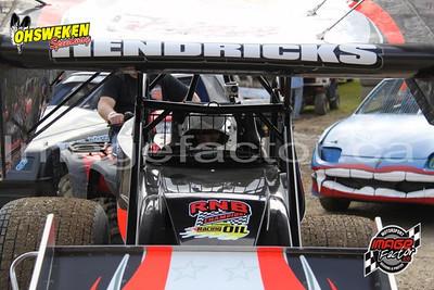Ohsweken Speedway- May23