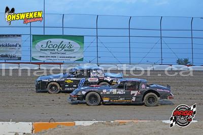 Ohsweken Speedway- Sept 5th