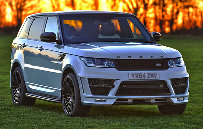 2014 Range Rover Sport Autobiography by Urban YK64 ZMV