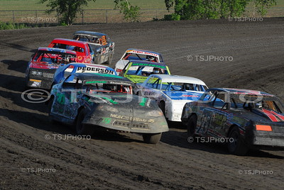 Red River Co-op Speedway - 061214