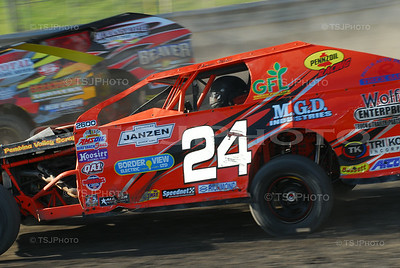 Red River Co-op Speedway - July 3, 2014