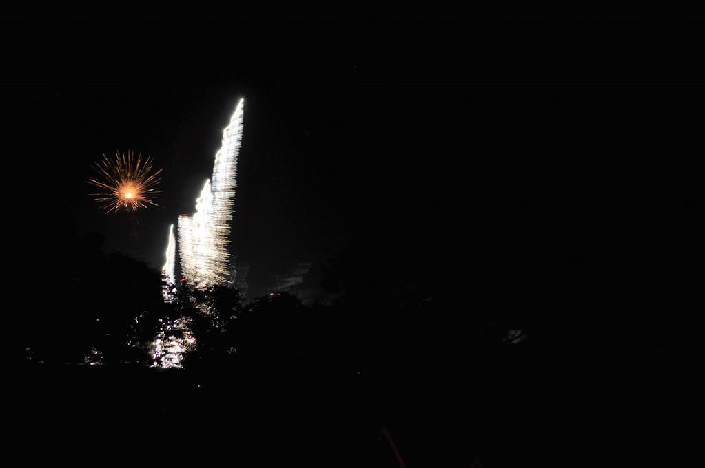 2014 Rehoboth Fireworks
