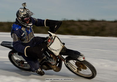 2014-02-01 Terrance Bay Ice Racing