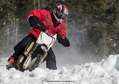 2014-02-09 Terrance Bay Ice Racing