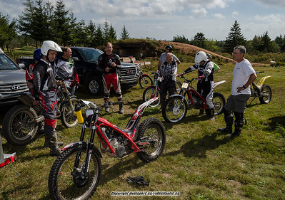 2014-09-14 Trials at the Drive to Ride