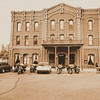 Day 3 - The Grand Union Hotel in Fort Benton.  Great old hotel restored just like in the day.