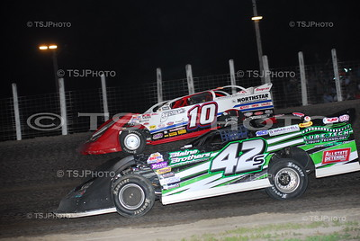 8th Annual John Seitz Memorial - River Cities Speedway -090514