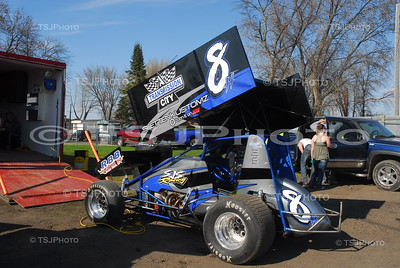 Outlaw Sprint Car