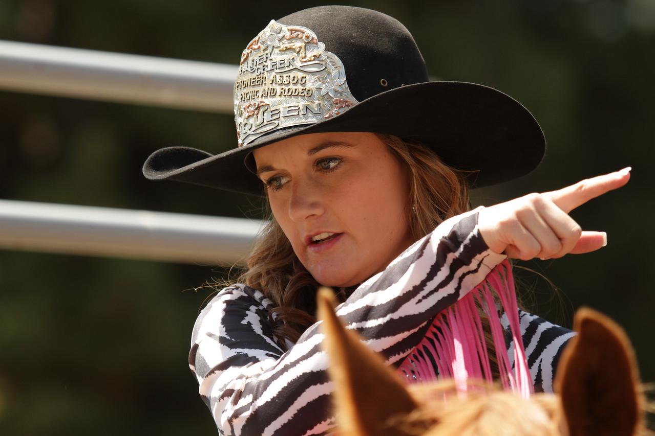 Alder Creek queen