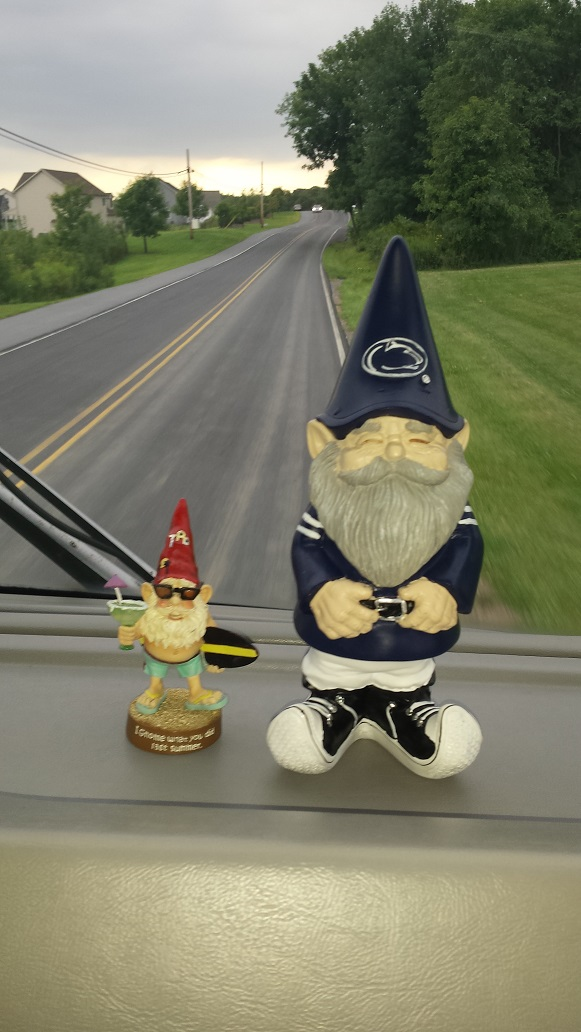2014 Rollin' with the Gnomies Photo Contest